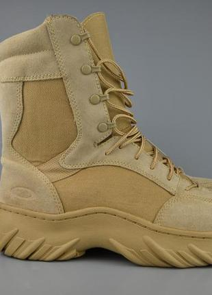 Мужские ботинки берцы oakley  11.0, р 45