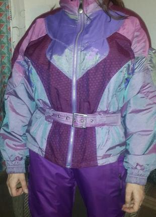 Курточка  лыжная канада размер m