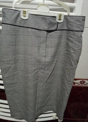Шикарная миди юбка