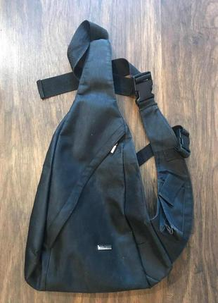 Сумка рюкзак через плечо