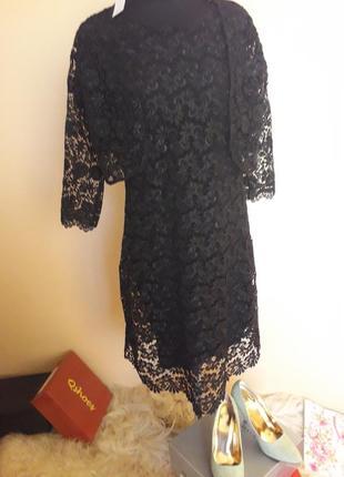 Платье с коротким жакетом