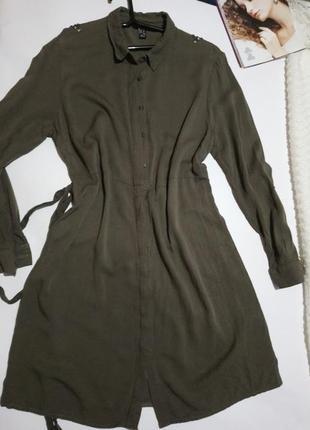 Рубашка-платье  new look