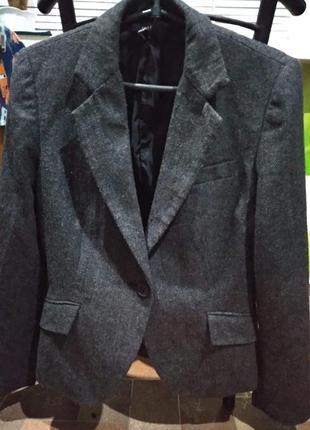 Брендовый пиджак zara