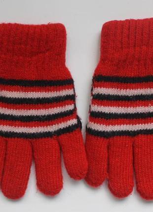 Перчатки шерстяные теплые create