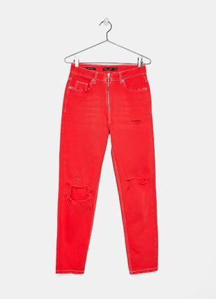 Фирменные джинсы и топ