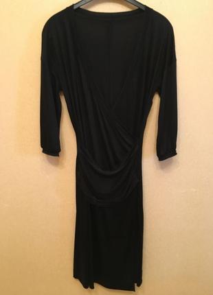 Платье с запахом от marc cain