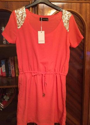Платье-туника mondigo