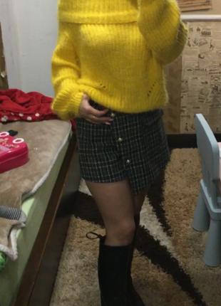 Кофтюля жёлтая!