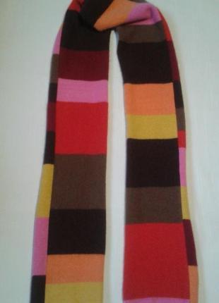 Скидка!!! шарф paul smith шерстяной теплый оригинал шалик+300 шарфов на странице2 фото