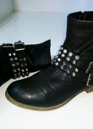 Ботинки rieker утеплены. распродажа!!! на странице много обуви в sale!!!!!