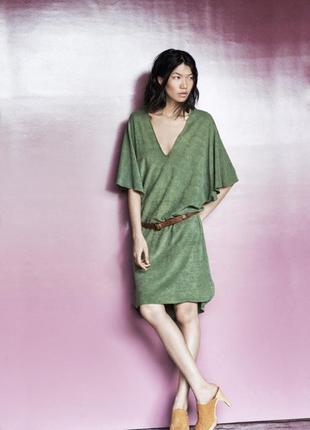 Платье свободного кроя rabens saloner