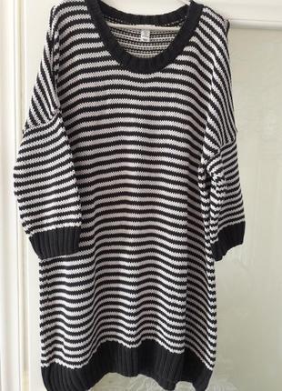 H&m платье туника