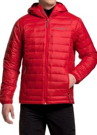 Куртка columbia voodoo 590 turbodown omni-heat. размер - l - xl