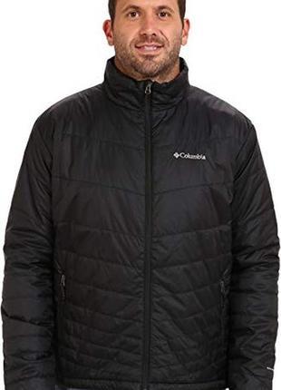 Демисезонная куртка columbia mighty lite omni-heat. размер м.
