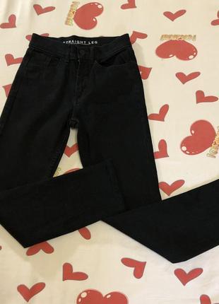 Чёрные джинсы бойфренды marks and spencer