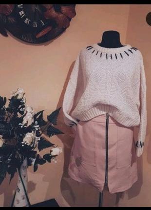 Коротенький светр від primark(s-m)