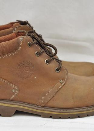 Ботинки dockers 45p., евро - зима.