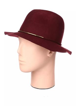 Шляпа pimkie 100% шерсть