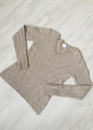 Качественный кашемировый свитер