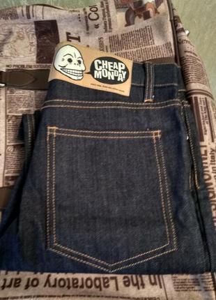 Новые джинсы cheap monday
