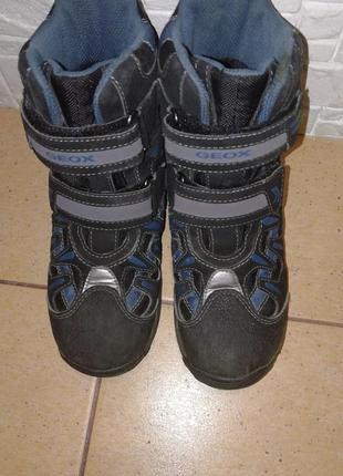 efc707ac5 Зимние ботинки geox на мальчика, цена - 500 грн, #18458981, купить ...