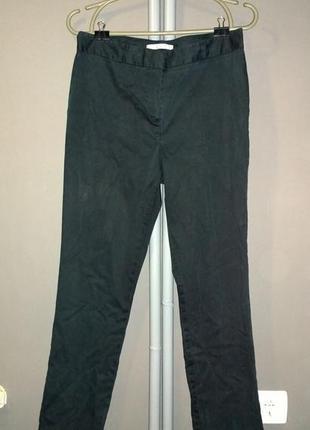 Брюки штаны дудочки marks & spencer2 фото