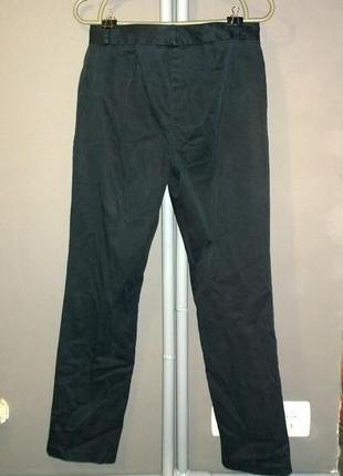 Брюки штаны дудочки marks & spencer3 фото
