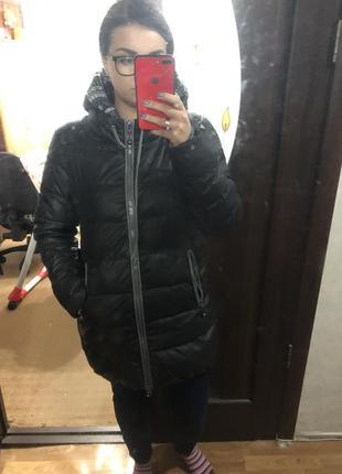 Пуховик пальто colin's