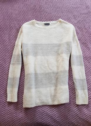 Очень красивый нежгый свитерок
