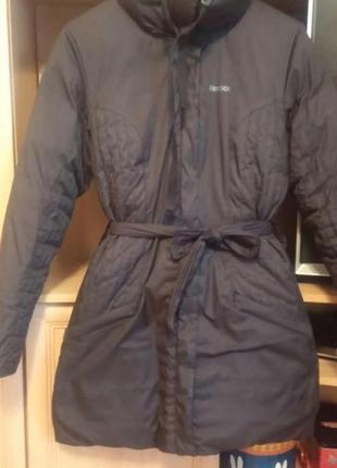 Женский пуховик зимняя куртка reebok