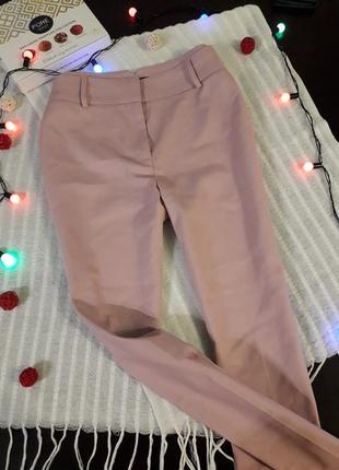 🍥пудровые брюки papaya