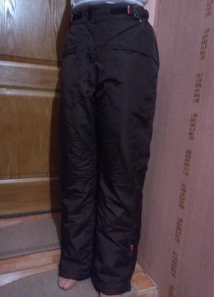 Лыжные зимние штаны 50-52,16-18 uk термоштаны