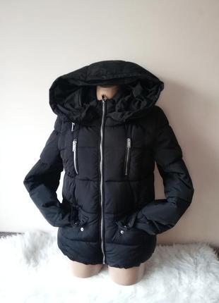 Фирменная зимняя модная куртка jessica c&a 38 р
