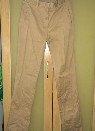 Кежуал брюки штаны дудочки zara2 фото