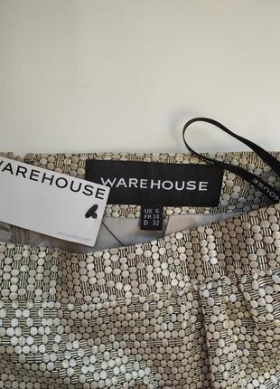 Золотистая юбка / юбка на праздник warehouse3 фото