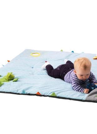 Развивающий детский коврик ikea