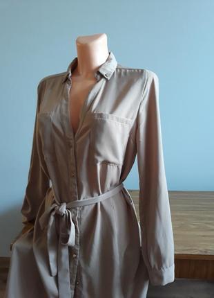 Плаття-рубашка