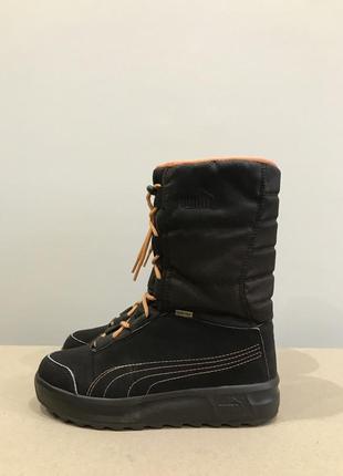 Зимние сапоги,ботинки puma оригинал