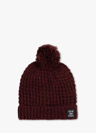 Зимняя шапочка c&a для мальчика,на объем головы 53 см