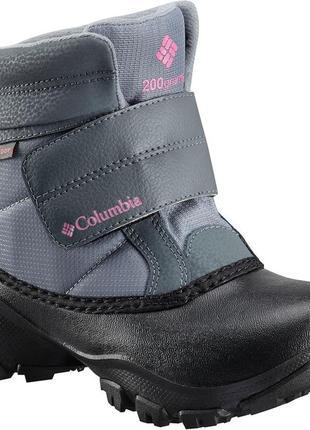Columbia rope tow kruser - зимние ботинки - 36 - 37