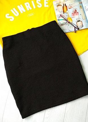 Базовая мини-юбка от new look.