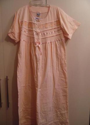 Ночная рубашка ночнушка ночная сорочка, турецкий текстиль