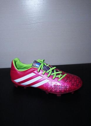 Оригинал adidas predator absolado lz trx fg бутсы футбол