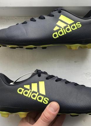 Детские бутсы адидас (Adidas) 2019 - купить недорого детские вещи в ... 941e736585603