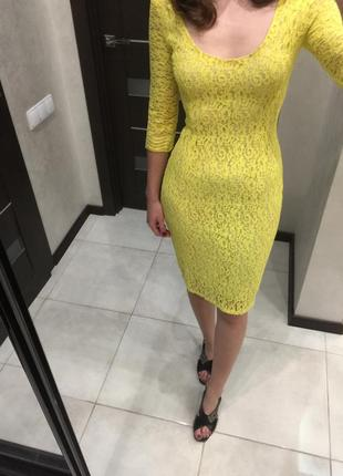 Кружевное платье imperial