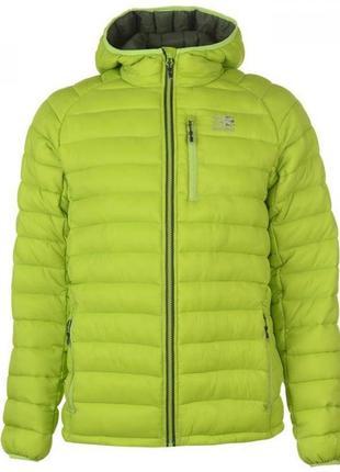 Зимняя куртка karrimor hot crag insulated green flash