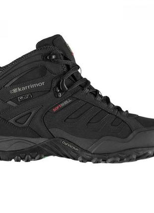 Ботинки karrimor helium wtx black 42р 274мм
