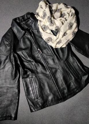 Куртка jeunine leather