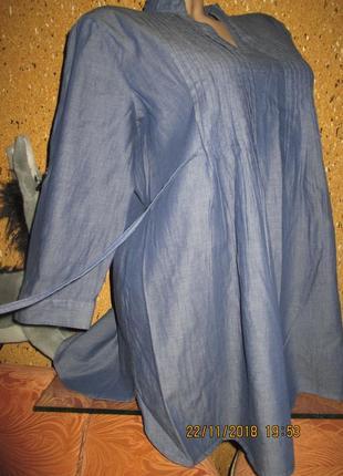 14*тонкая под джинс кофточка-блуза-рубашка,можно на животик