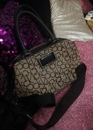 Сумка женская сумка с длиной ручкой сумка calvin klein